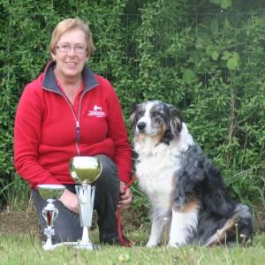 Johannie en Cody Clubkampioen 2013 AANGEPAST